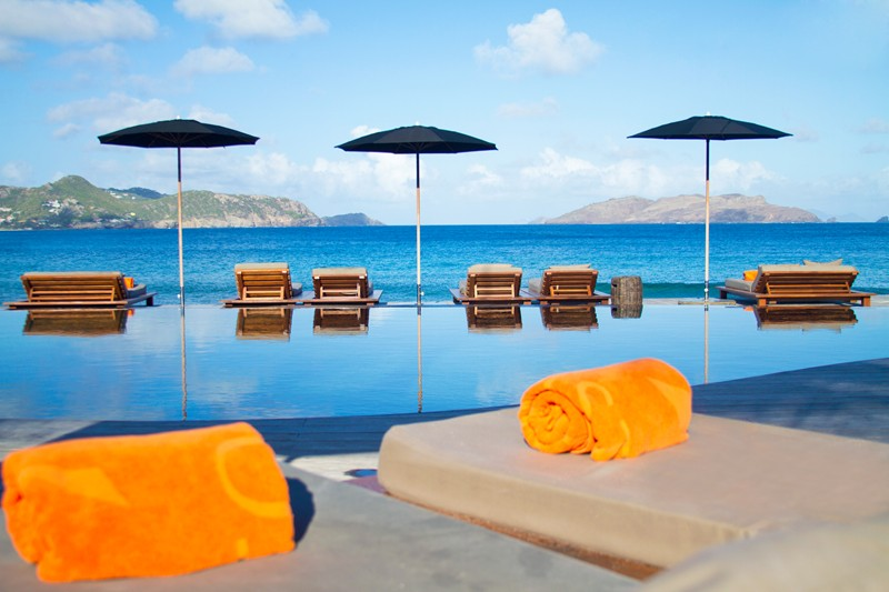 WIMCO Villas, Hotel, Hotel Christopher, St. Barts, Book a Hotel Room now with WIMCO Villas