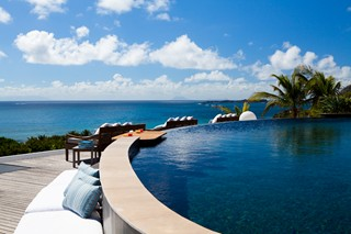 WIMCO Villas, Le Toiny, St. Barts, Villa Pool, Book now with WIMCO Villas