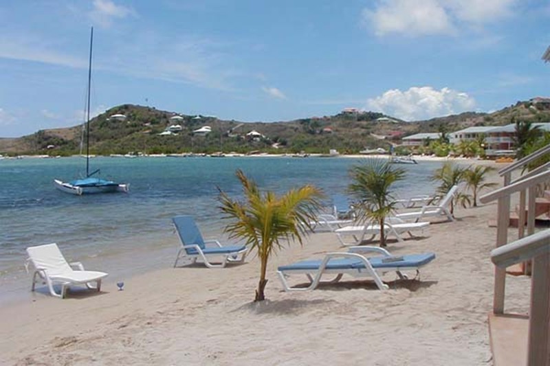 WIMCO Villas, Les Ondines Sur La Plage, St. Barts, Beach, Book now with WIMCO Villas