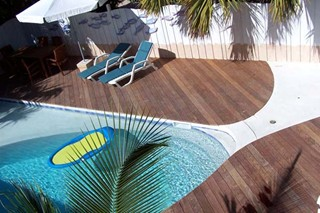 WIMCO Villas, Les Ondines Sur La Plage, St. Barts, Villa Pool, Book now with WIMCO Villas