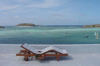 WIMCO Villas, Les Ondines Sur La Plage, St. Barts, View from Villa, Book now with WIMCO Villas
