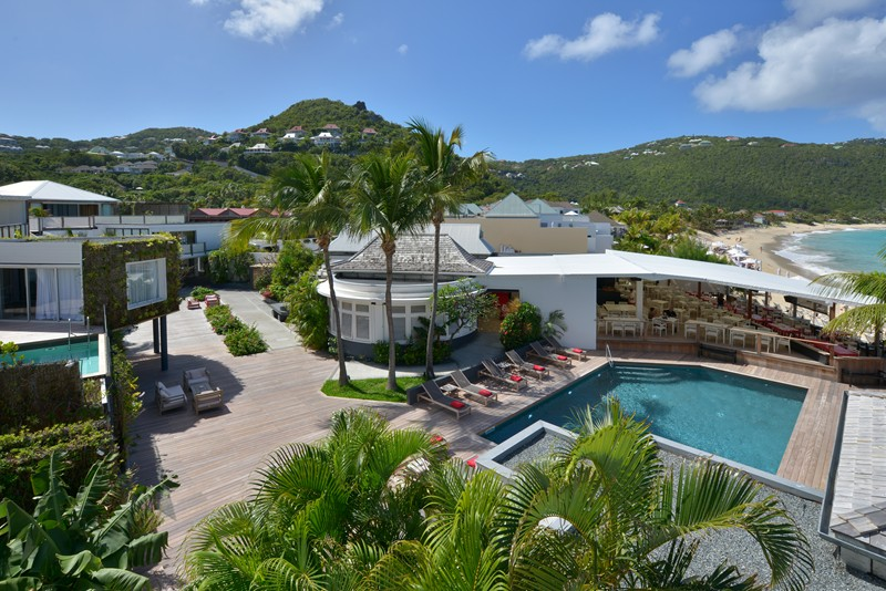 WIMCO Villas, Taiwana St Barth, St. Barts, View from Villa, Book now with WIMCO Villas