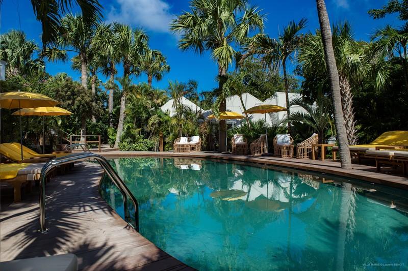 WIMCO Villas, Villa Marie, St. Barts, Villa Pool, Book now with WIMCO Villas