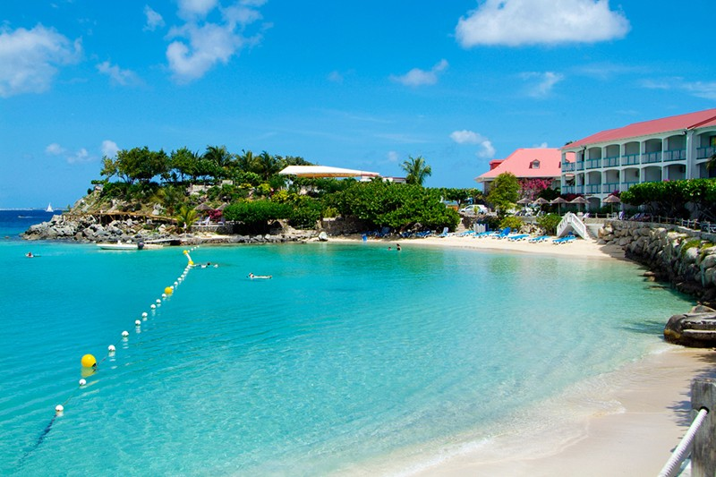 WIMCO Villas, Grand Case Beach Club, St. Martin, Beach, Book now with WIMCO Villas