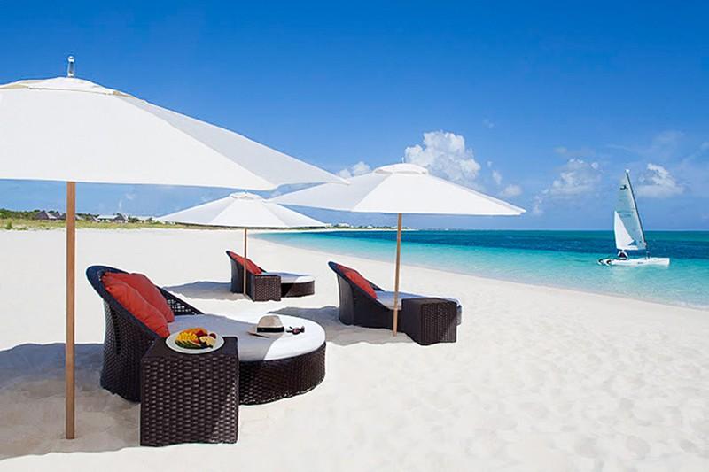 WIMCO Villas, Gansevoort Turks + Caicos, a Wymara Resort, Turks & Caicos Island, Beach, Book now with WIMCO Villas
