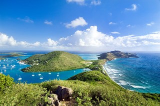 WIMCO Villas, Biras Creek Resort, Virgin Gorda, View from Villa, Book now with WIMCO Villas