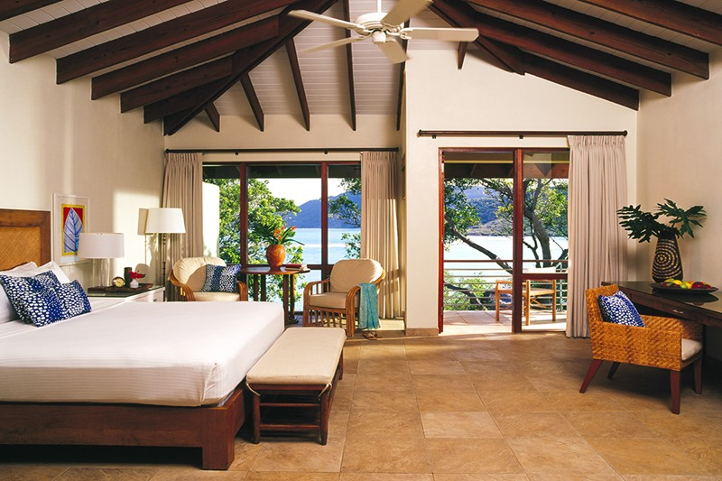 WIMCO Villas, Rosewood Little Dix Bay, Virgin Gorda, Book now with WIMCO Villas
