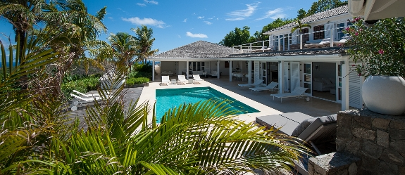 WIMCOsbh Real Estate Villas, Villa Tatiana, St. Barthelemy, Vitet, Family Friendly Villa, 5 Bedroom Villa, 5 Bathroom Villa, Pool, WiFi