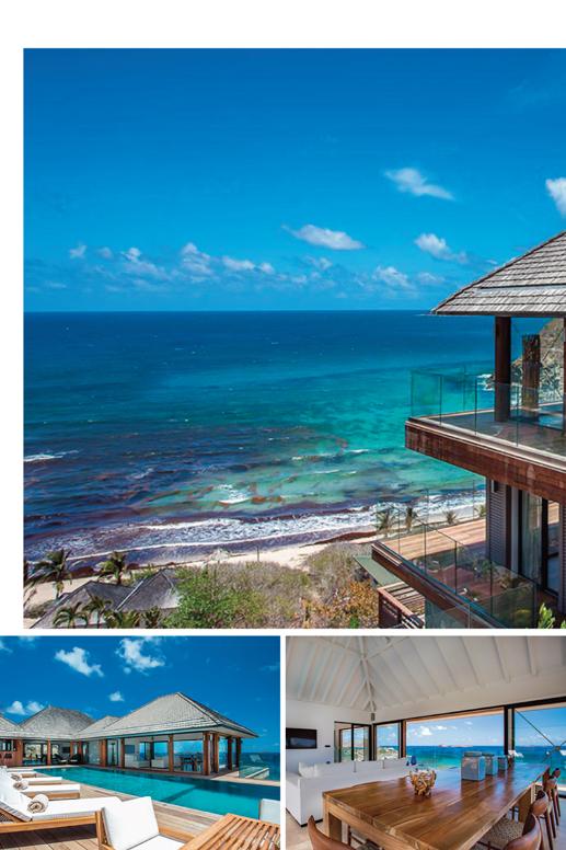 WIMCO Villa for sale, Villa ANS, WR ANS, Anse Des Cayes, St Barths, 7 Bedrooms, 7 Bathroom Villa .32 Acres