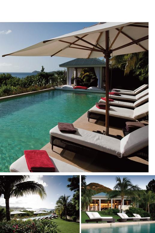 WIMCO Villas for sale, Blue Stones Villa, Villa Bel Ombre, WR BLS and WR ENO, St Barths