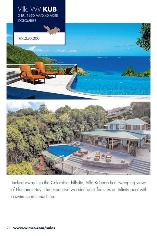 WIMCO Villa for sale, Villa Kubana, WV KUB, Lorient, St Barths, 3 Bedrooms, 5 Bathroom Villa, .4 Acres