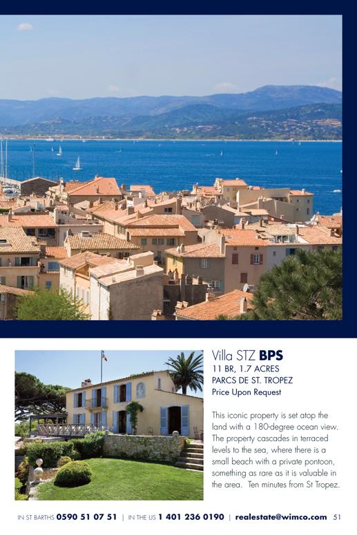 WIMCO Villa for sale, STZ BPS, Parcs de St Tropez, St Tropez, 11 Bedroom Villa, 8.7 Acres