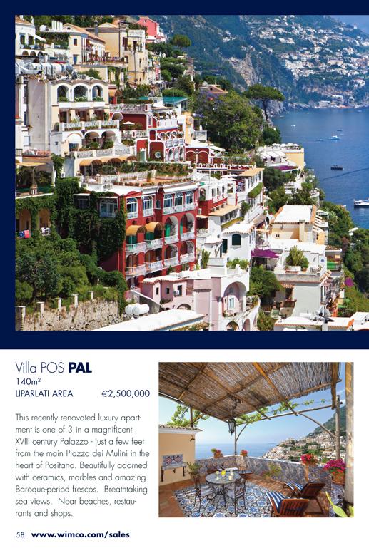 WIMCO Apartment for sale, POS PAL, Positano